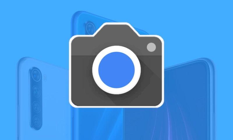 Instal dan Download GCAM Redmi Note 8