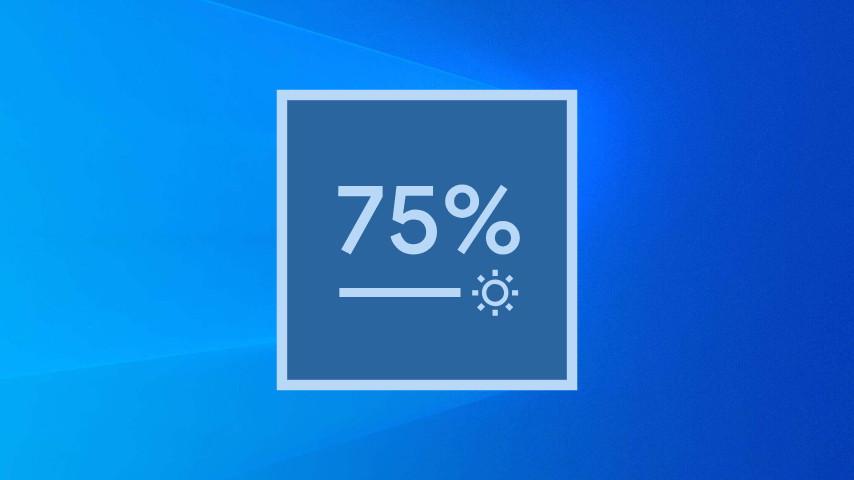 Cara Mengatasi Brightness Tidak Berfungsi Windows