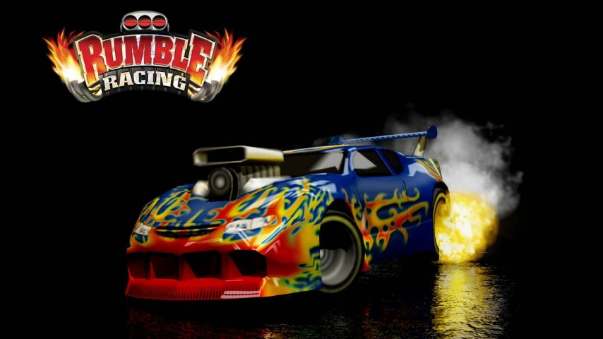 Cheat Rumble Racing PS2 Lengkap Membuka Semua Mobil