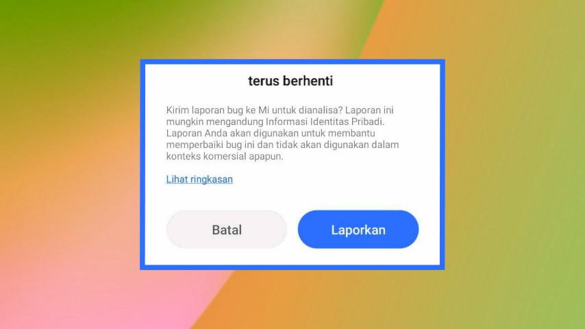 Cara Mengatasi Aplikasi Terus Berhenti di Xiaomi