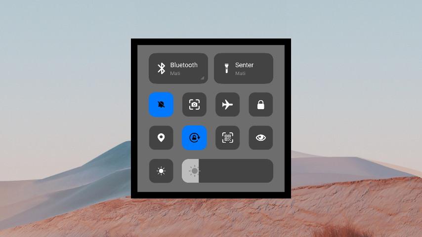 Cara Mengubah Status Bar Xiaomi Menjadi iPhone