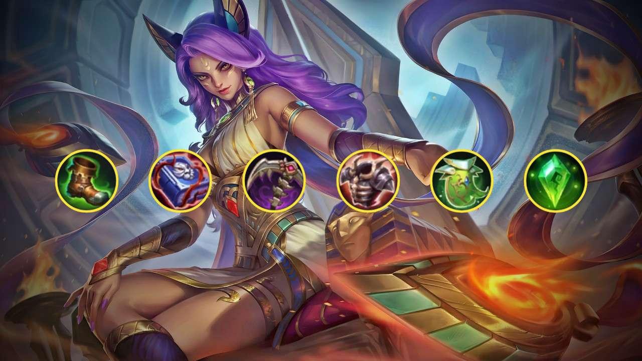 Build Esmeralda Tersakit dan Terkuat 2021