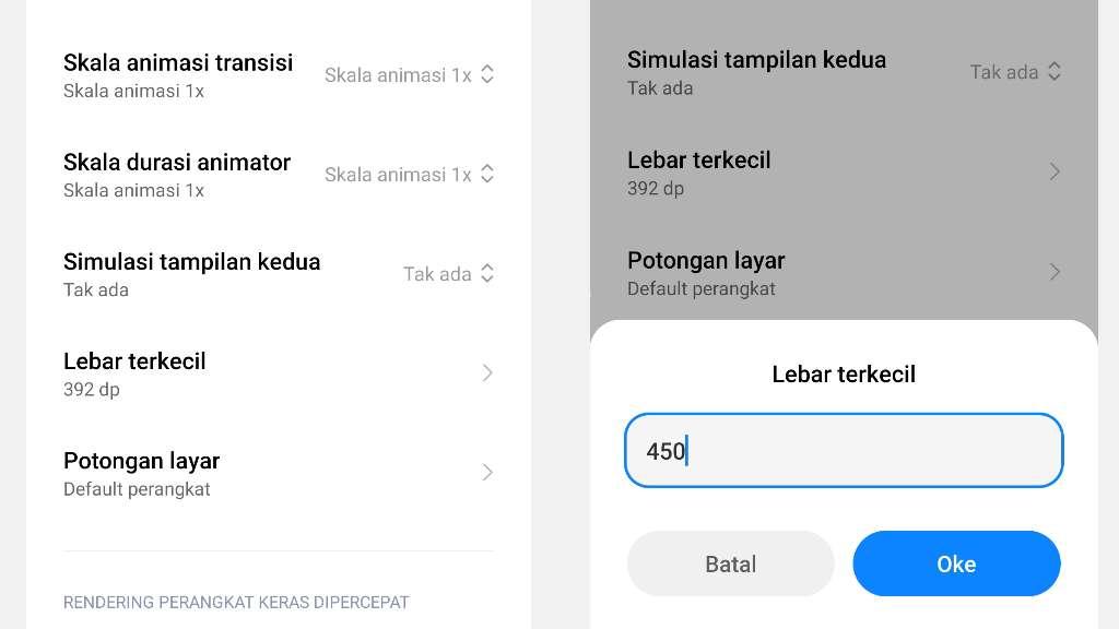 Cara Mengubah DPI FF Auto Headshot Android