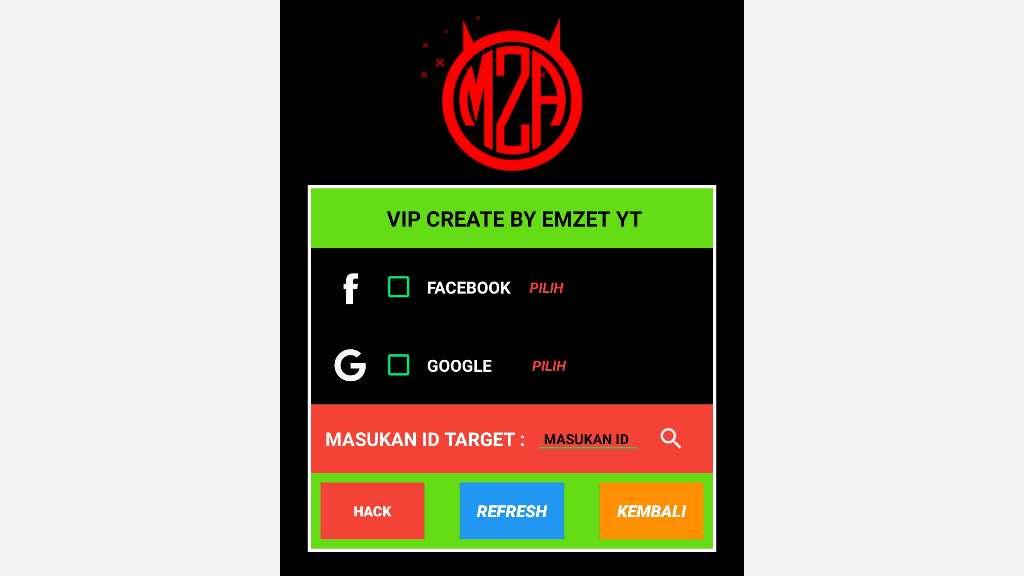 Hack Emzet Dark VIP Mod APK
